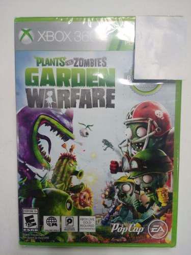 Plants vs zombies: garden warfare.-360