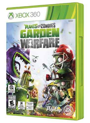 Plants vs zombies: garden warfare::.. para xbox 360