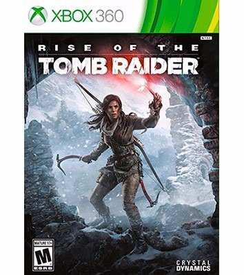 Rise Of The Tomb Raider Xbox 360:: Virtual Zone