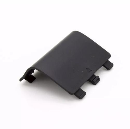 Tapa de baterias para control de xbox one color negro