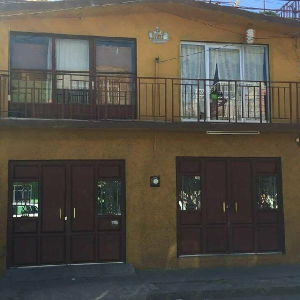 Venta de casa comercial en colonia hidalgo, 3 habitaciones,
