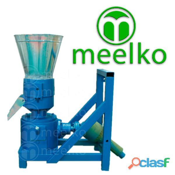 Equipo para pellets mkfd400p