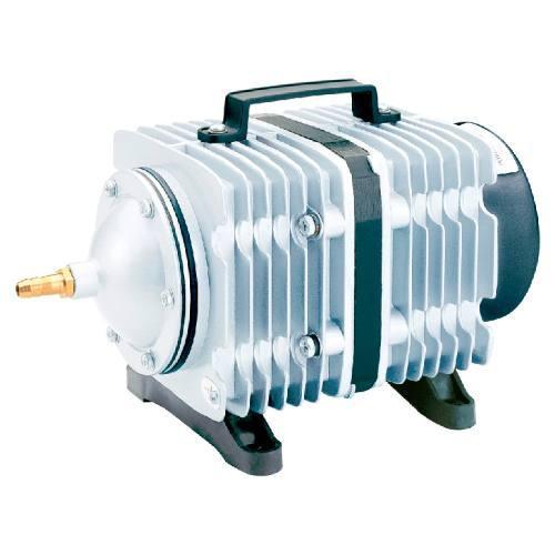 Compresor bomba de aire boyu acq-005 acuarios estanque 2pzas