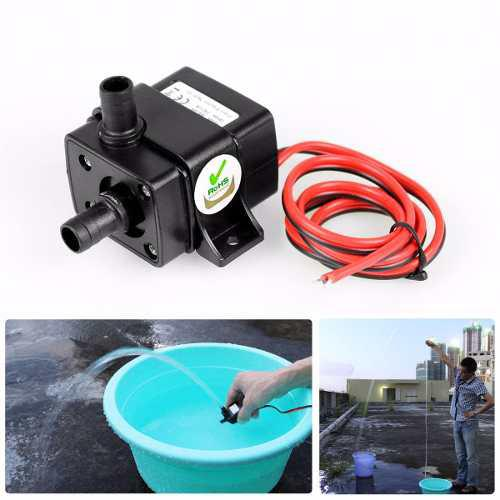 Envio gratis 12v mini bomba de agua sumergible fuente xto