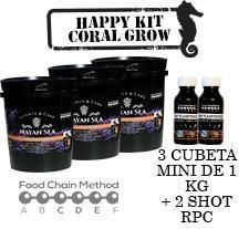 Happy kit coral grow