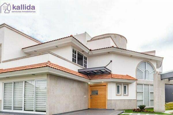 Kallida vende o renta residencia en club de golf san carlos,