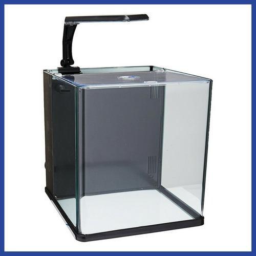 Pecera acuario 18 lts nano cubo con filtro * envío gratis