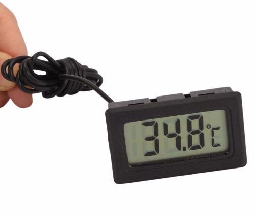 Termometro digital con sonda de 1 metro peceras con envio