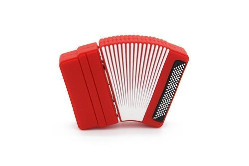 Memoria usb 32gb forma instrumento musical música musicales