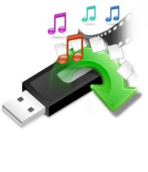 Memoria usb 8gb con musica rock en ingles + envio gratis!