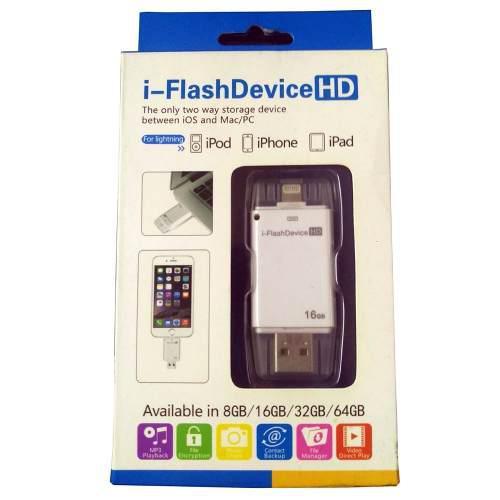 Memoria usb iphone ipad i flash device hd drive 16gb stick