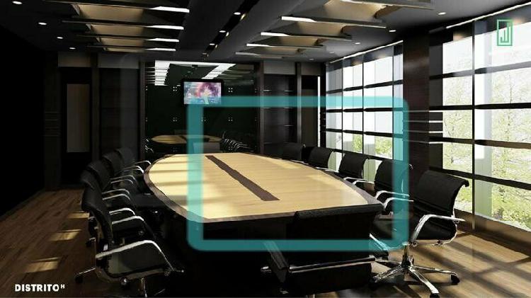 Oficinas renta/venta torre evalor san jerónimo zona