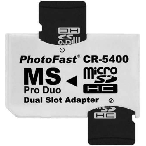 Adaptador micro sd a pro duot hasta 32gb psp adaduo2