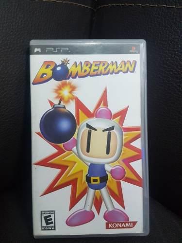 Bomberman psp (playstation portable)