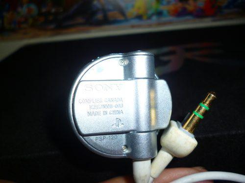 Control original de psp para audifonos sony