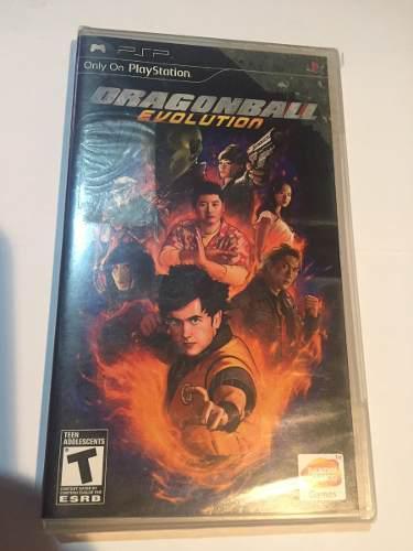 Dragonball evolution psp nuevo caja sellada / envio gratis
