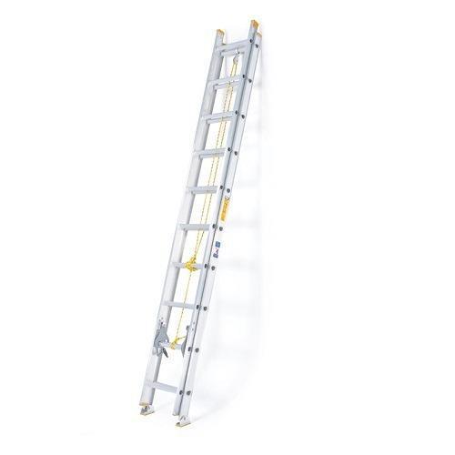 Escalera de extensión aluminio escalumex 20 esc exl-20