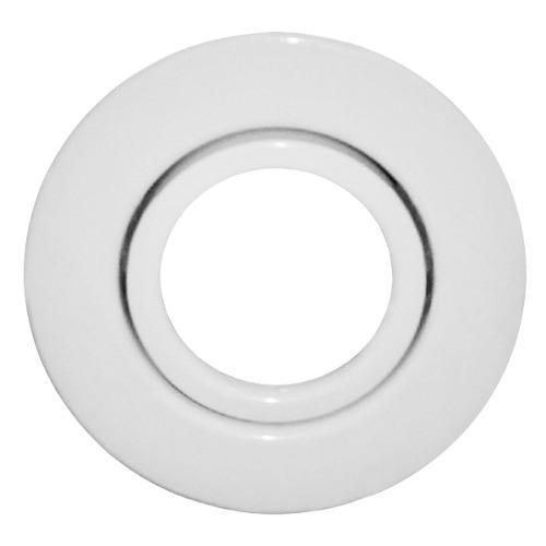 Base empotrable para mr16 led blanco dirigible marca philco