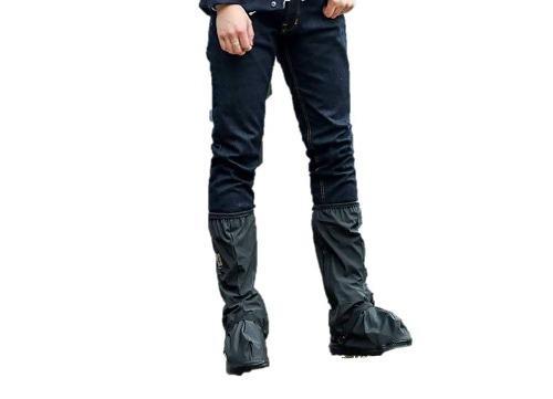 Botas impermeables protección zapatos lluvia moto o bici