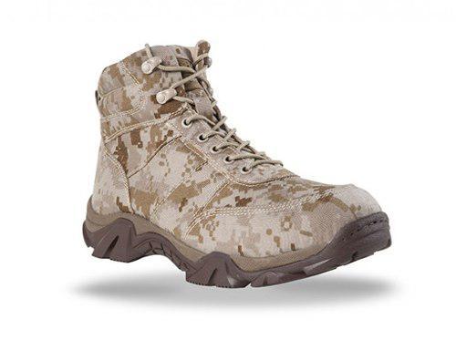 Botas militares digitales airlight zapato tactico sk7 cortas