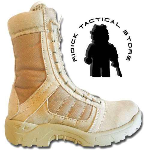 Botas tactica militar policia tipo 5.11 ligeras y cómodas