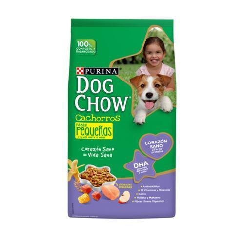 Dog chow alimento perro cachorro bulto 20 kg