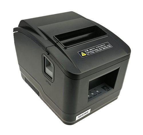 Impresora termica 80mm,impresora ticket con autocorte, usb