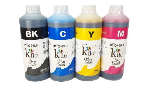 Kit 4 litros de tinta marca inktec para brother