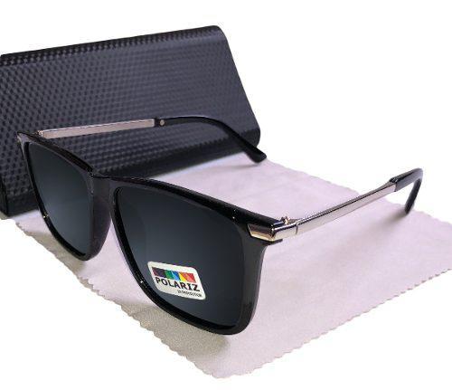 Lentes gafas de sol polarizados conducir deportivos black b