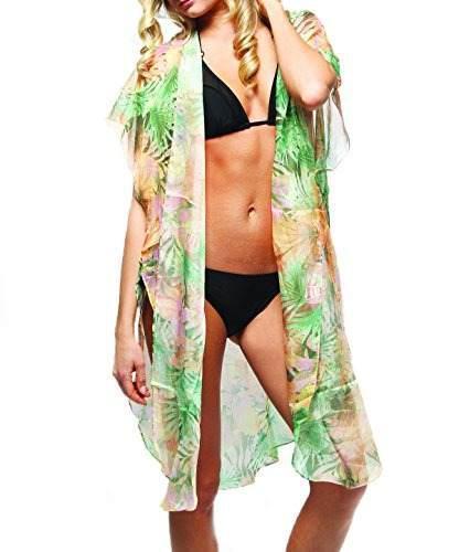 Mirmaru mujer verano bandera americana cubierta de playa pon