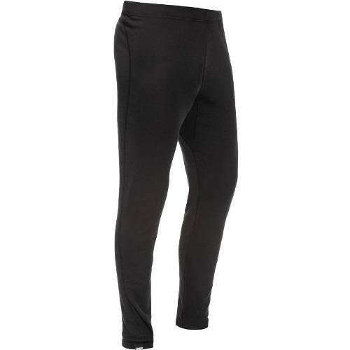 Pantalon termico esquí simple warm caballero negro wedze