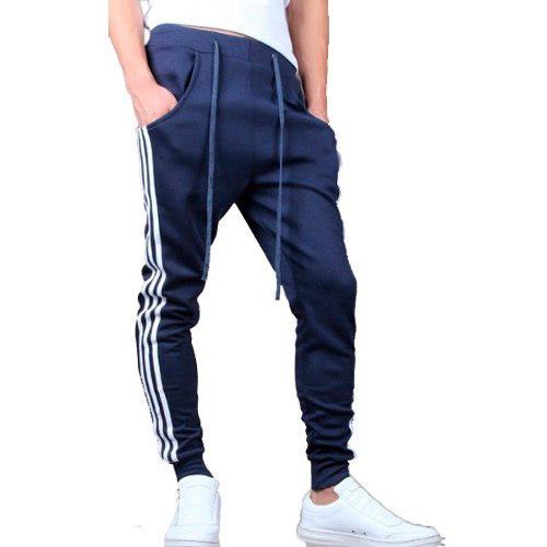 Pants jogger baggy entubado gym slim fit moda