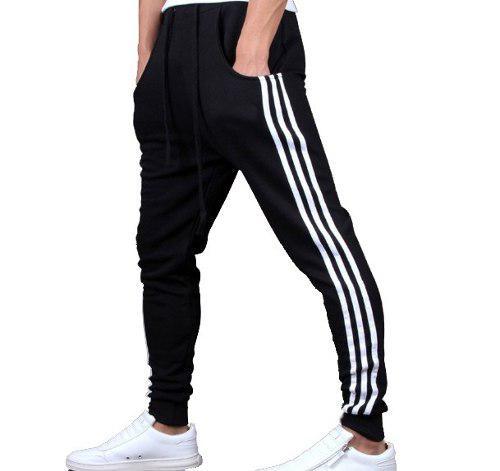 Pants jogger hombre gym slim fit entubado deportivo moda