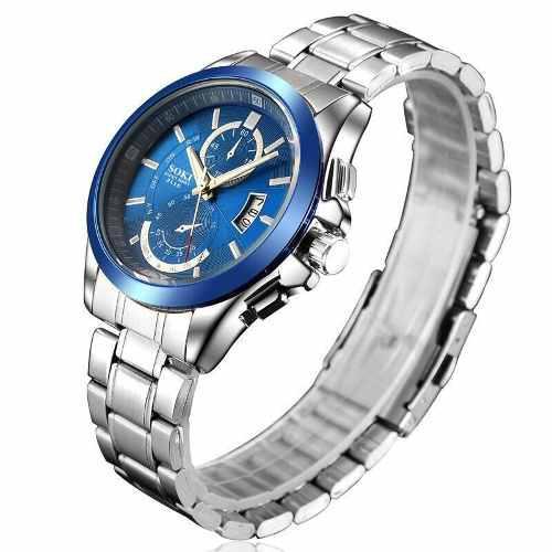 Reloj premium soki japan movement modelo 2018 moda elegante