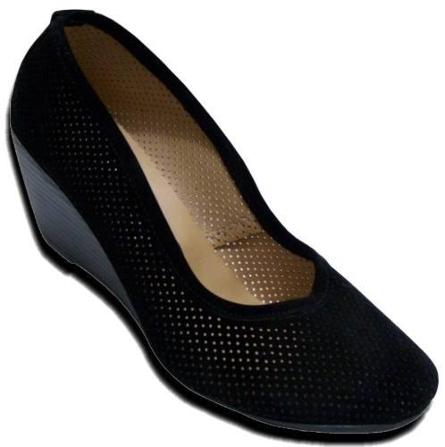 Zapato tacón puente ligero cómodo suave j villegas