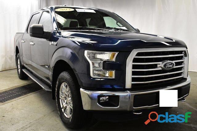 Ford lobo 2014 4x4 azul