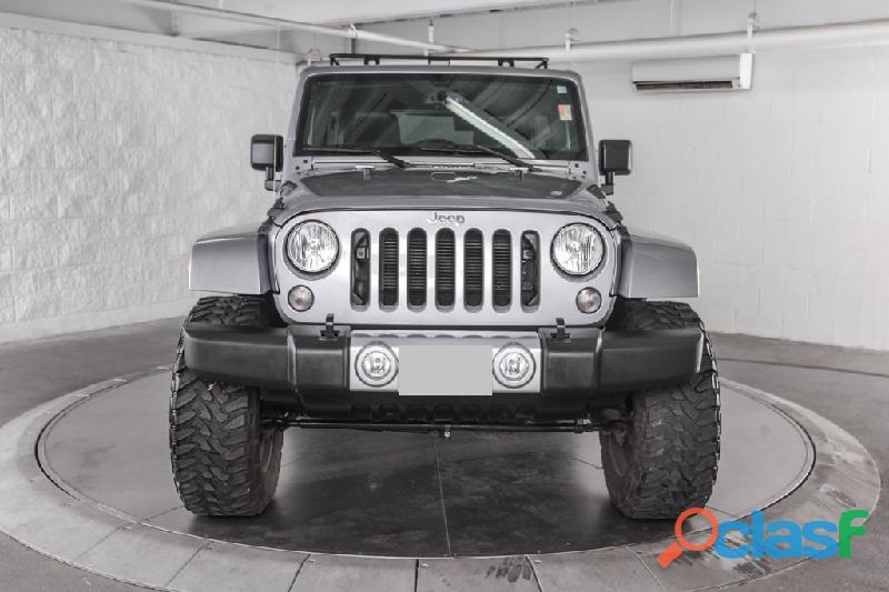 Jeep wrangler unlimited dahara 2015