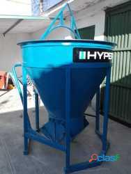 Venta de bacha para concreto rh500 hypermaq