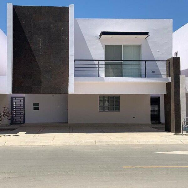 Casa amueblada nueva