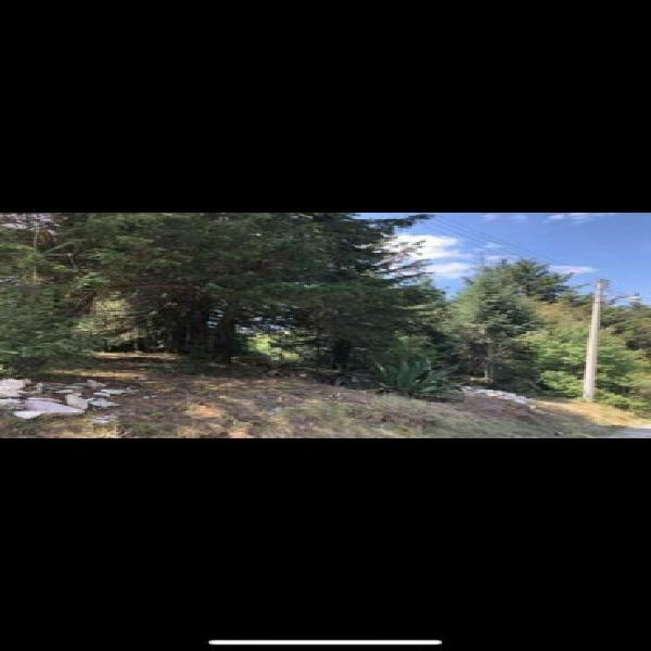 Venta terreno privada residencial mineral del monte