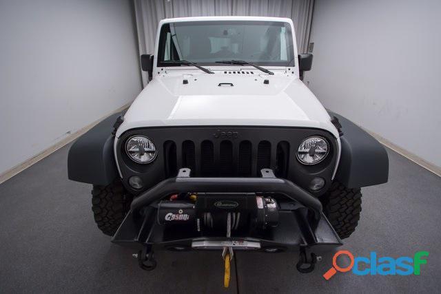 Jeep wrangler rubicon año 2014