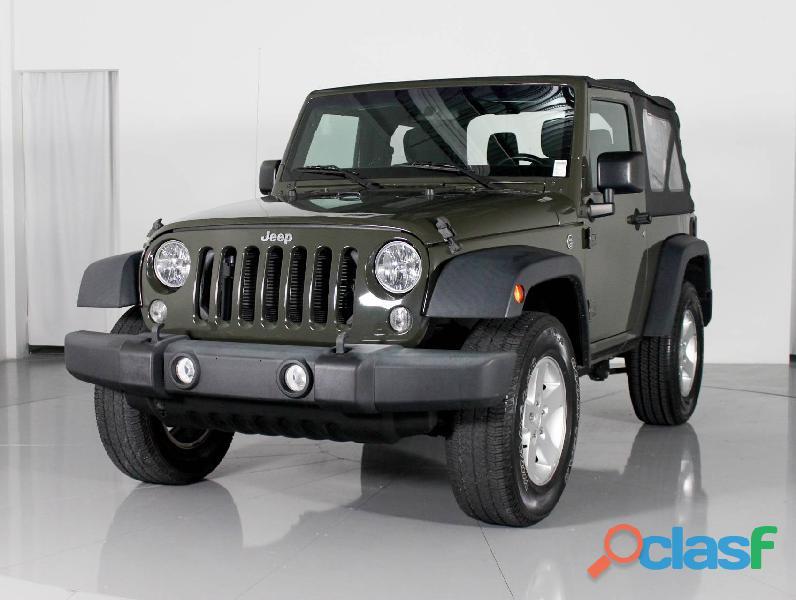 Jeep wrangler sport año 2016