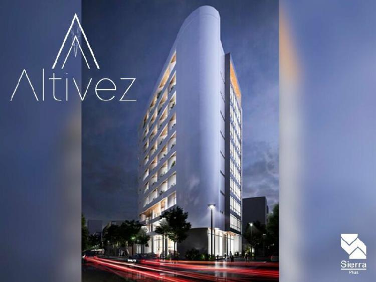 Altivez, Chapalita - Departamentos TIPO A