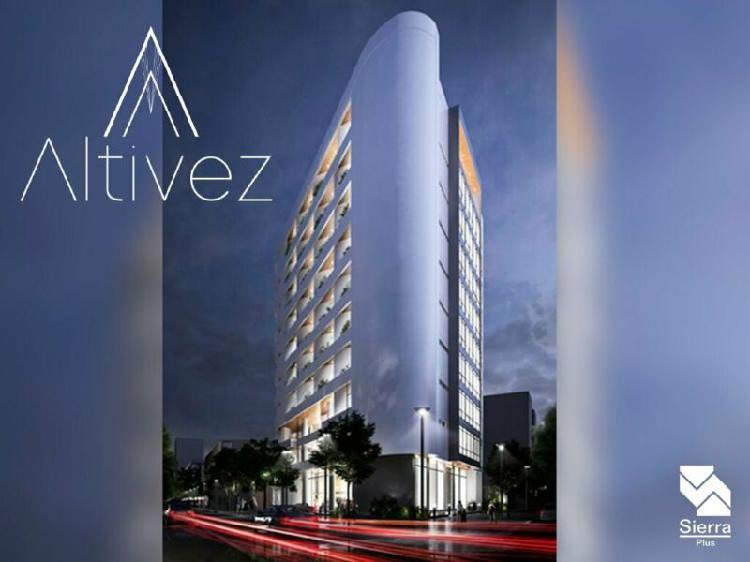 Altivez, Chapalita - Departamentos TIPO E