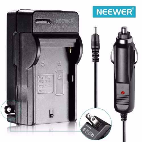 Cargador np-970 pila baterías de lámparas led y camaras