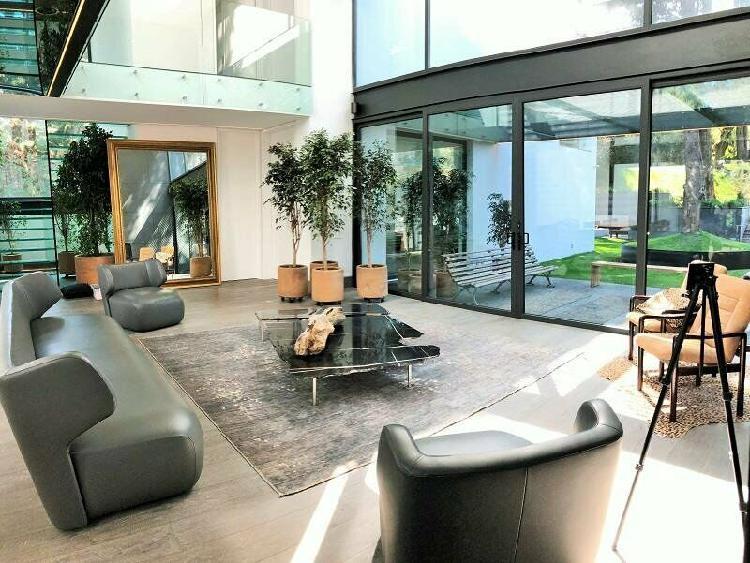 Casa en venta dentro del Club de Golf LOS ENCINOS. ¡De