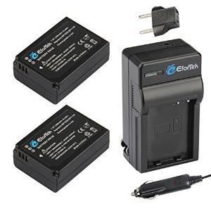 Efortek bp-1030 batería de repuesto (2-pack) y el kit