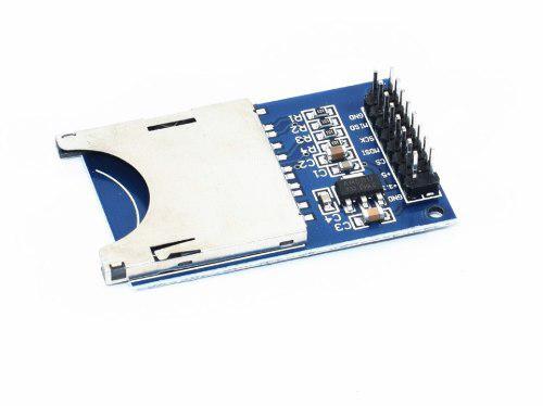Lector de memorias sd h95 cdmx electrónica