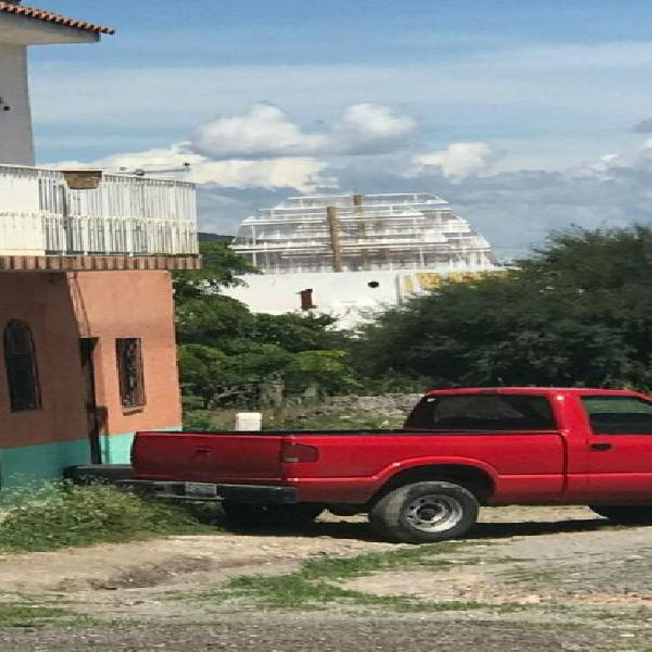 Local con Terreno de 270 m2 en Buenavista Carr Queretaro a