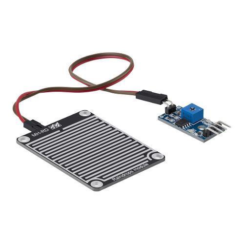 Sensor De Lluvia Para Arduino Y Microcontroladores  Ard-355